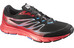 Salomon Sense Link Trailrunning Shoes Men black/bright red/union blue